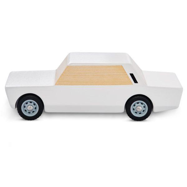 Autko zabawka drewniana Fiat 125p