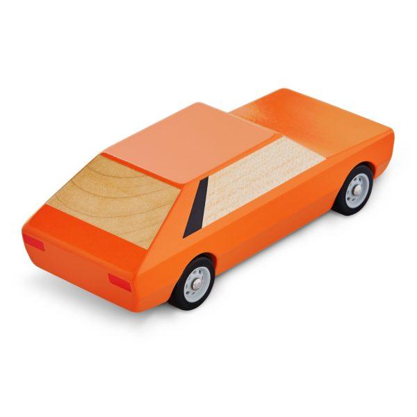 Bumbaki - Poldek pomaranczowy Polonez zabawka