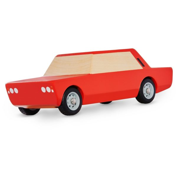 Duży Fiat samochodzik zabawkowy